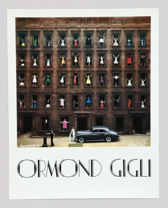 Poster: Girls In The Windows